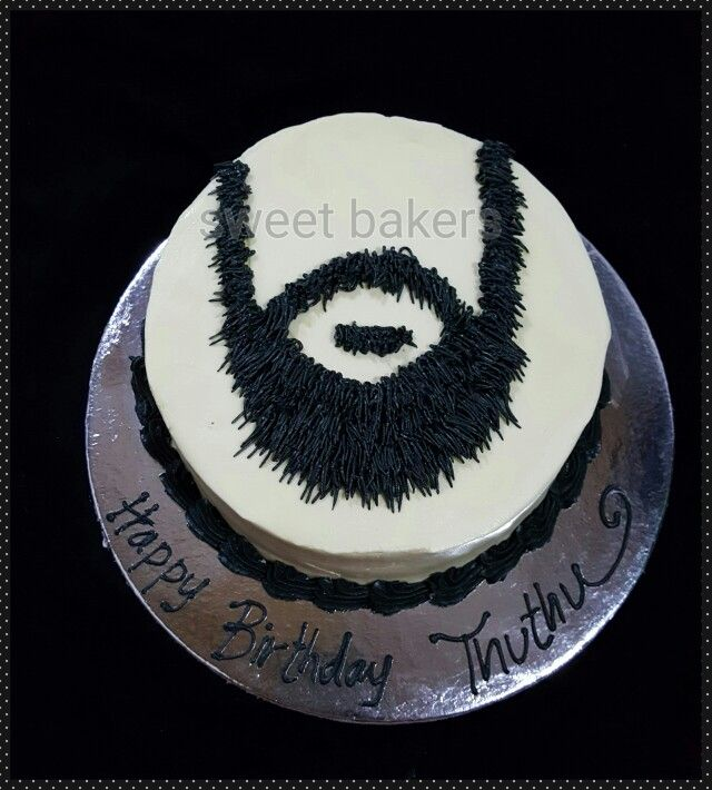 Beard Cake With Images Birthday Cake For Husband Birthday