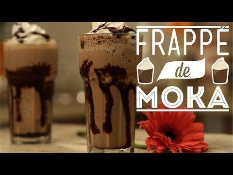 ¿Cómo preparar Frappe de Moka?- Cocina Fresca - YouTube