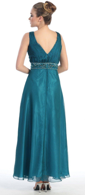 Amazon.com: La madre del vestido de novia formal de la tarde # 2743 ...