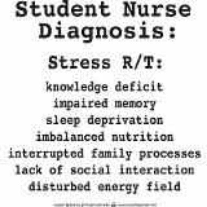 Student nurse dx
