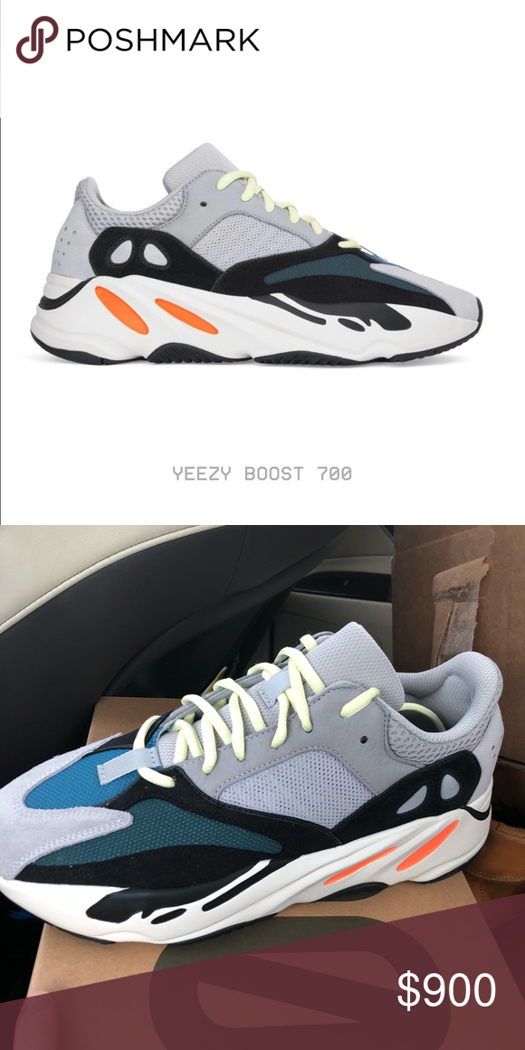 4cd2005d59608 Yeezy 700 wave runners Brand new off Yeezy supply. Yeezy Shoes Sneakers