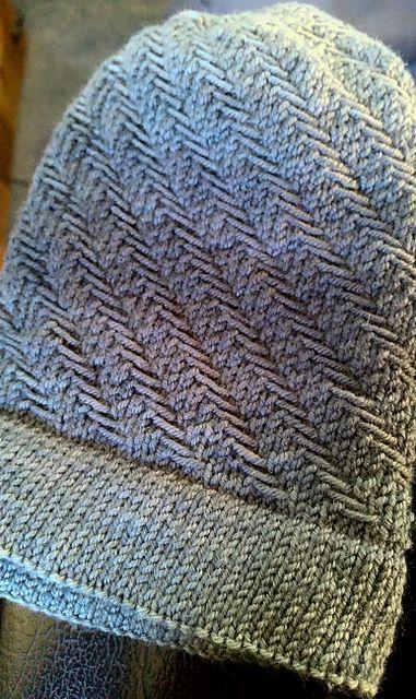 Ravelry: Jayjay Hat Pattern By Awilda B. - Post
