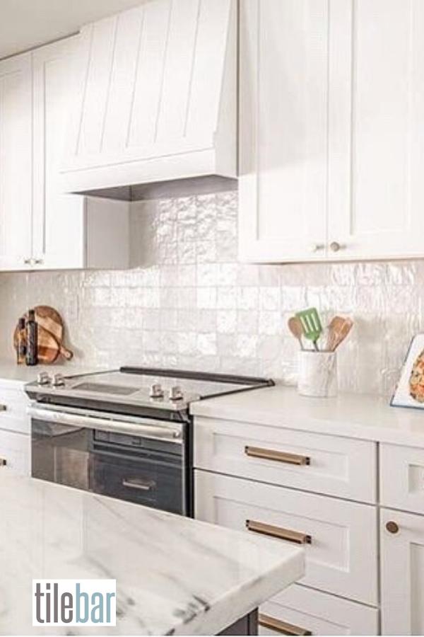 Montauk Gin 4x4 Ceramic Wall Tile In 2020 Kitchen Tile