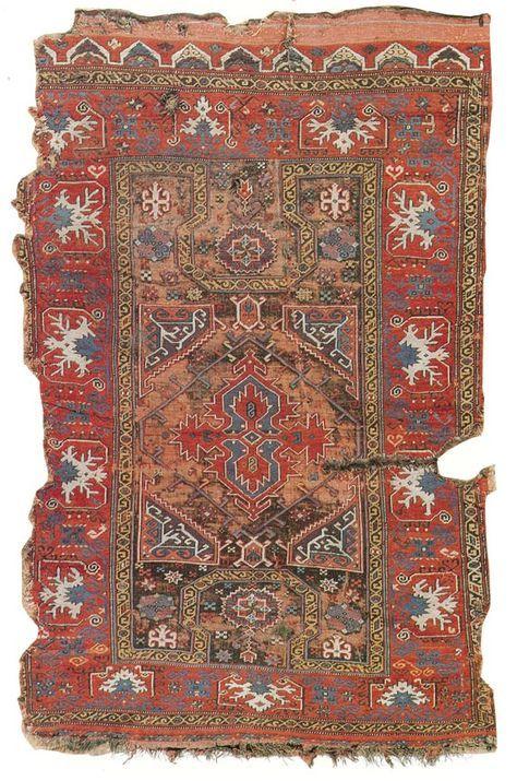 16 Yüzyıl Konya Bulunduğu Yer Türk Ve İslam Eserleri Müzesi İstanbul