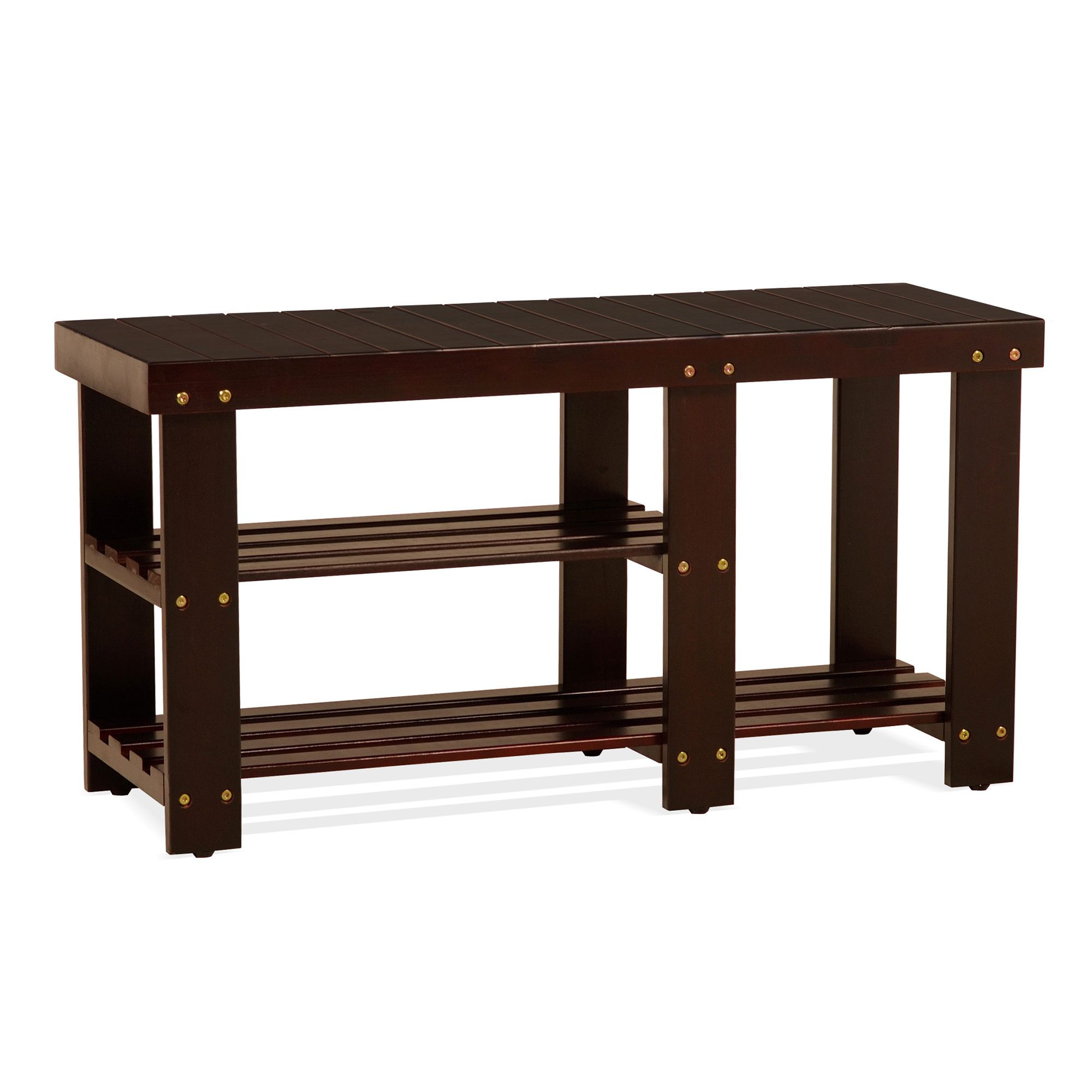 Elegant entryway furniture Cabinet This Elegant Entryway Bench With Storage For Shoes And Boots Is Crafted Of Quality Solid Woods It Is Available In Espresso And Oak Finish Usebandcom This Elegant Entryway Bench With Storage For Shoes And Boots Is