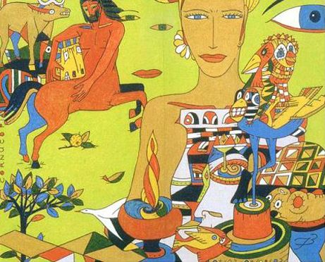 Postmodernism In Art Is In General The Era That Follows Modernism It Frequently Serves As An Ambiguous Overarching Term F Postmodern Art Art Illustration Art