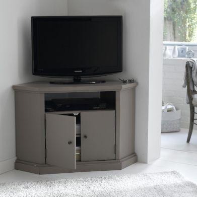 Meuble Tv D Angle Pour Ecran Jusqu A 47 Pouces 119 Cm La