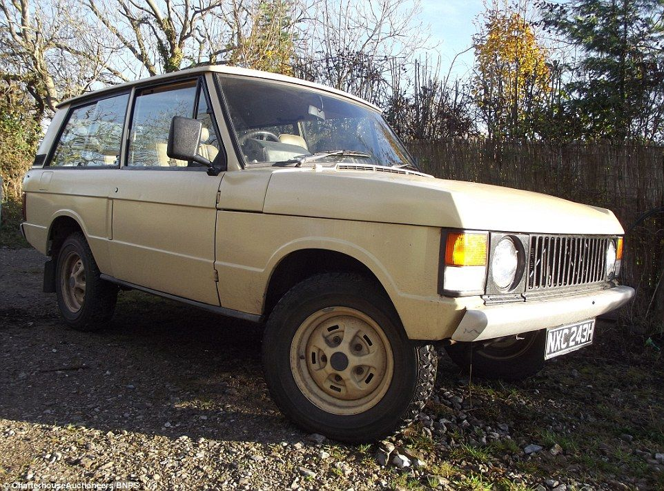 NXC243H early range rover - Google Search