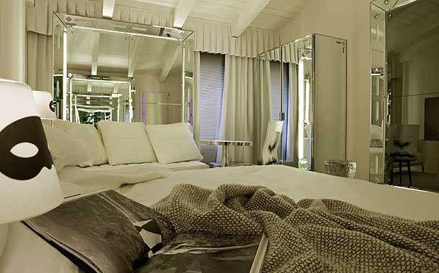 Palazzina G Palazziana G Philippe Starck Hotel Interiors