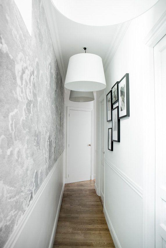 Paris Rénovation et réaménagement d\'un appartement haussmanien ...