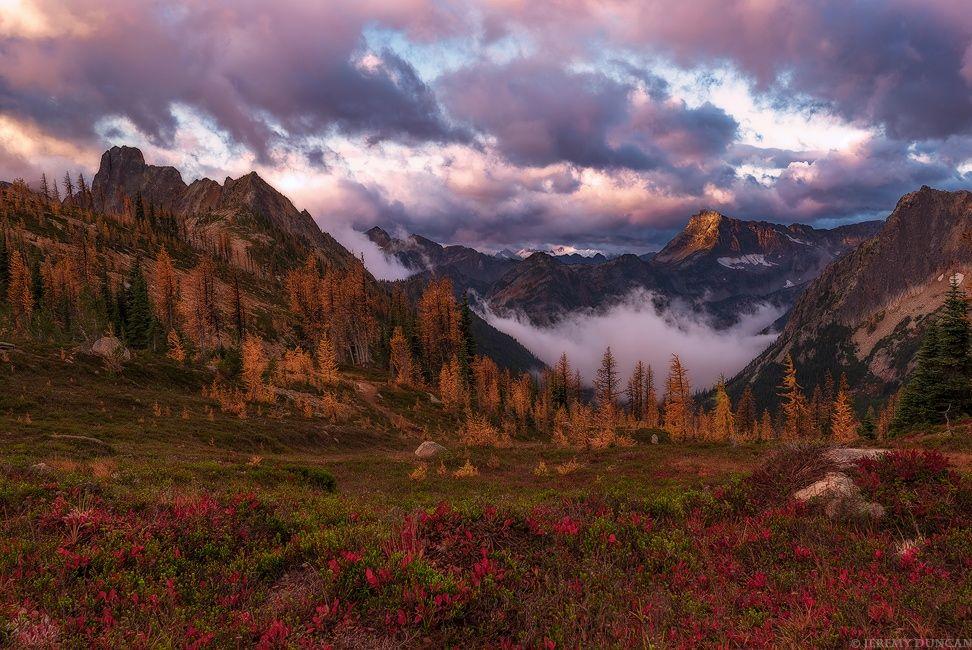A Cascade Morning by Jeremy Duncan on 500px