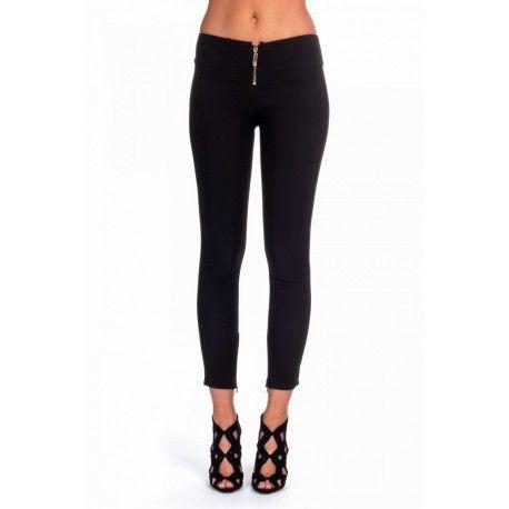 #relish #pant #pantaloni #black #slimfit #basico #shopping