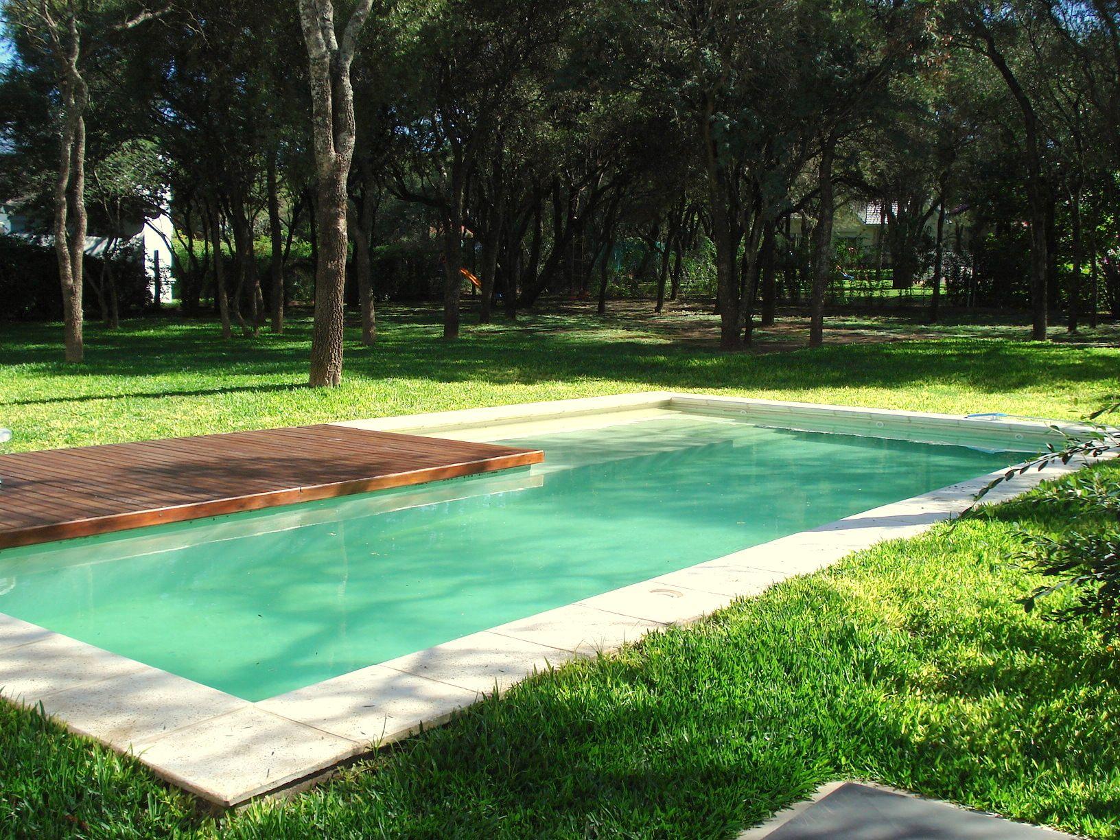 piscina - deck de madera - piscina - swimmingpool -diseÑo - design