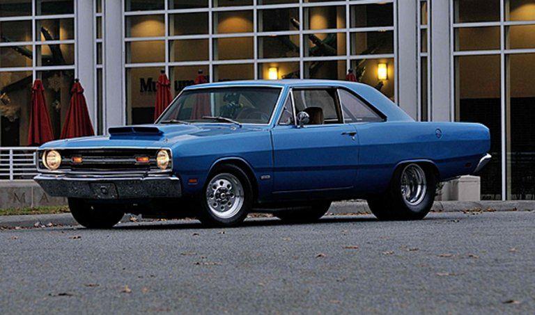 1969 Dodge Dart Hemi Custom With Images Dodge Dart Mopar Hemi