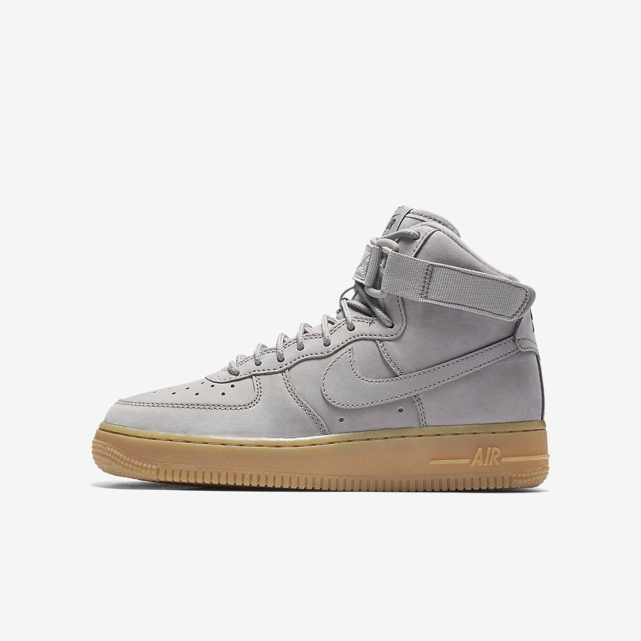 1d141cb659376c Nike Air Force 1 High WB Big Kids  Shoe