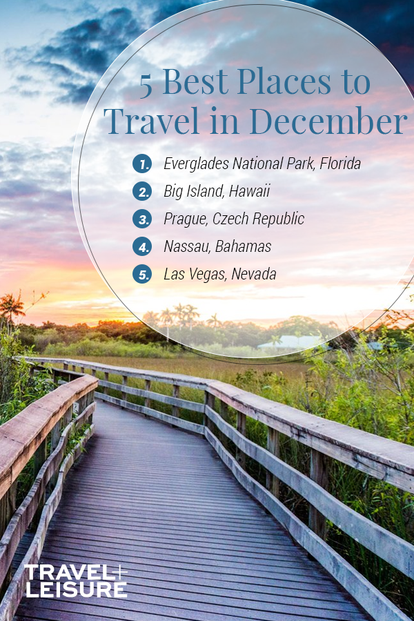 The Best Places To Travel In December Beach Destinations Best