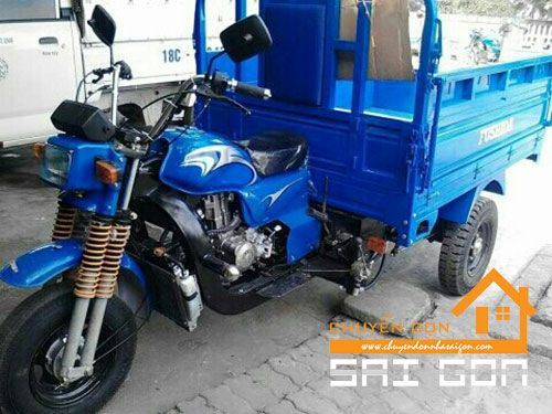 xe ba gác chở thuê quận Gò Vấp