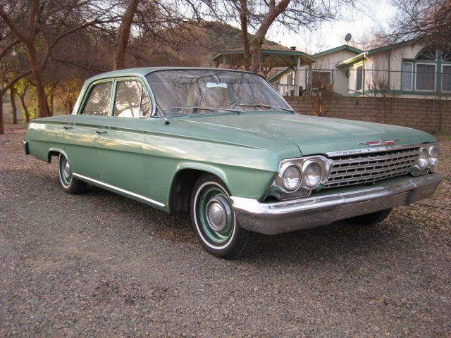 1962 chevrolet biscayne 4 door sedan chevrolet classic cars 1960s cars 1962 chevrolet biscayne 4 door sedan