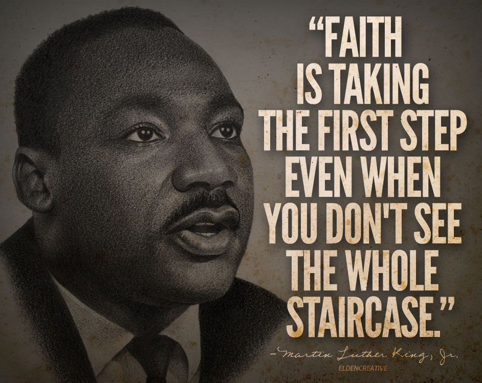 Image result for mlk faith quotes