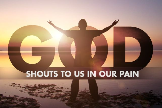 """""""Christ comforts us so that we might share his comfort with a hurting world."""""""