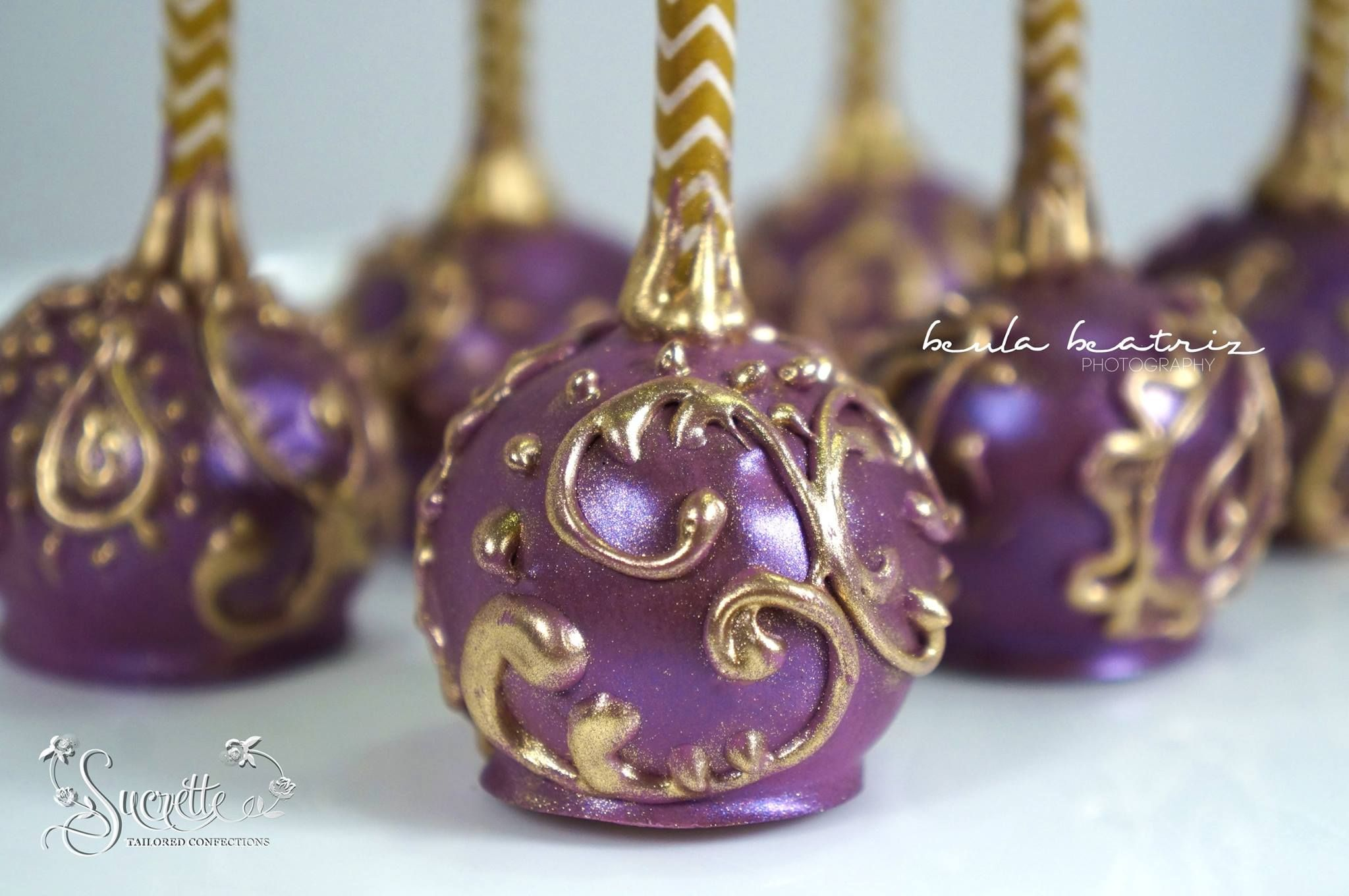 Cake For Mehndi Ceremony : Bollywood cake pops by sucrette tailored confections my style