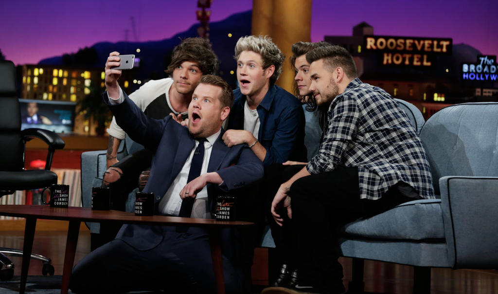 Photo of The Late Late Show with James Corden (@latelateshow)
