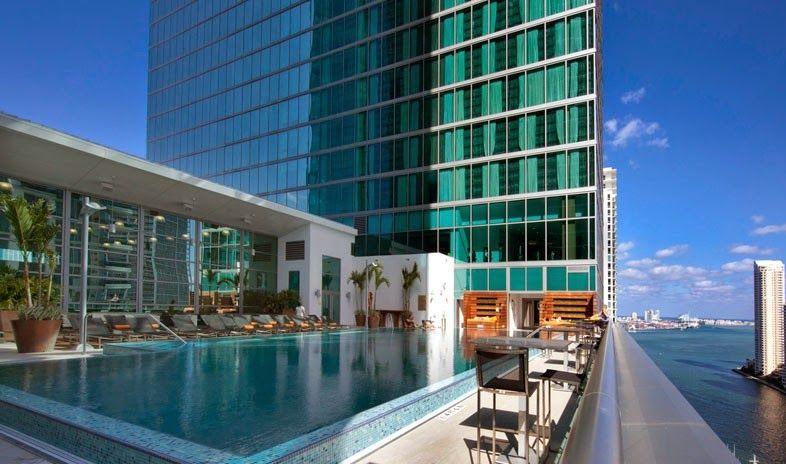 Hotels In Miami Choice Jw Marriott Marquis 5 Stars Hotel