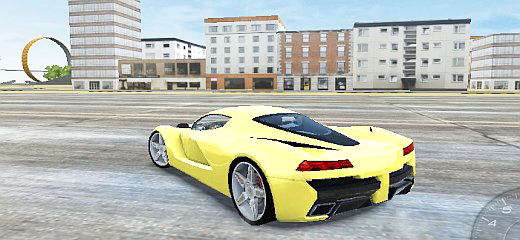 Keeping the success of the Madalin stunt cars 1 game