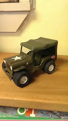 Vintage Tonka Toy Military Jeep Toy Jeeps Pinterest Vintage