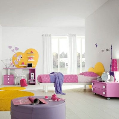 Contemporary Furniture From Belvisi Cambridge Funky Childrens Bedroom