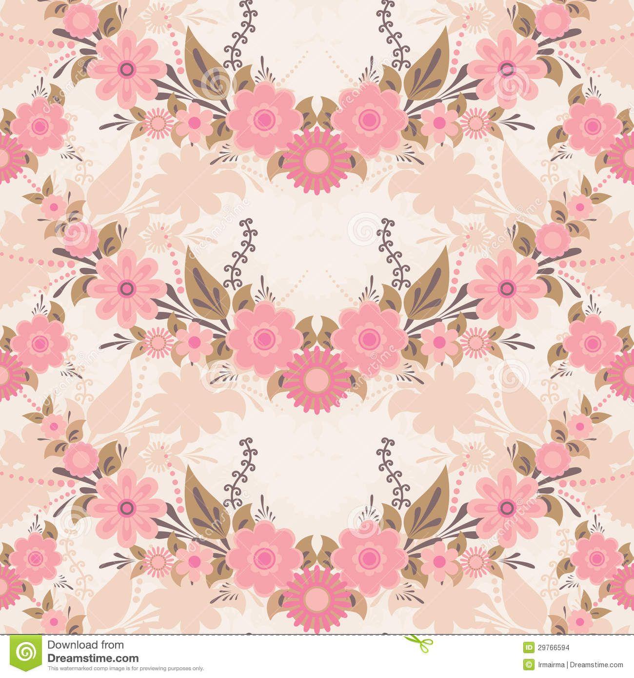 pink vintage flower backgrounds hd | ⚛PATTERNS⚜⚜PRINTS ...