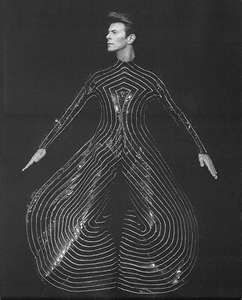 Bowie -- Herb Ritts
