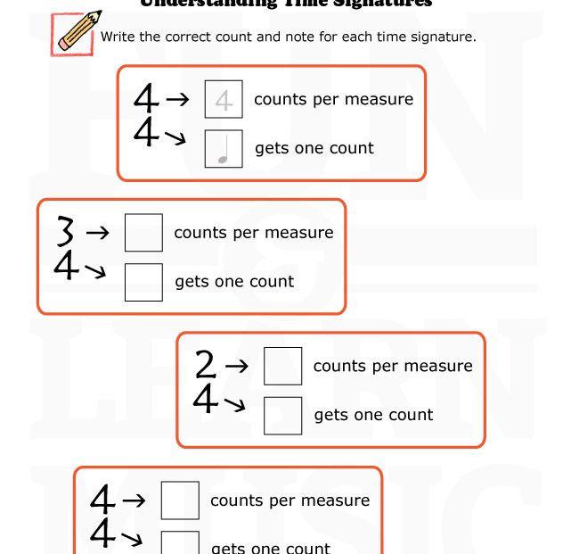 Time Signature Worksheet apexwindowsdoors – Time Signature Worksheet