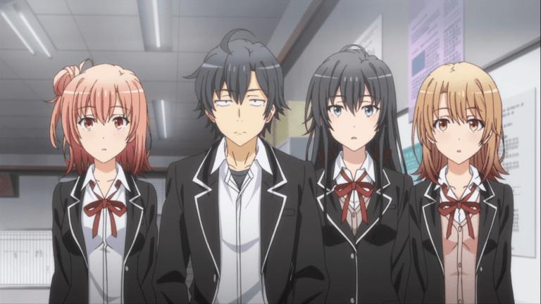The List of 20 Best High School Anime TV Series【2020
