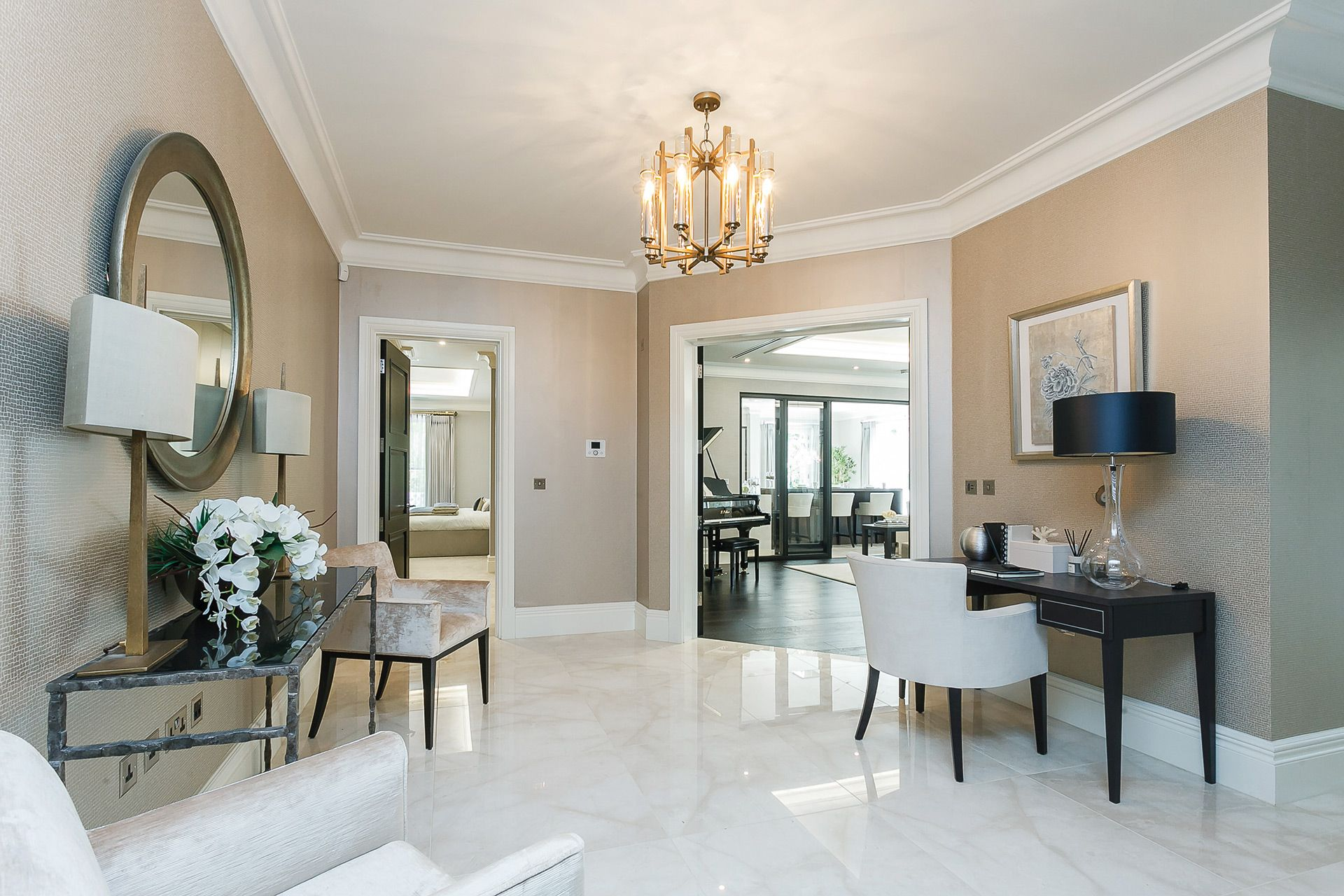 With only ten stunning mansion apartments, sizes ranging ...