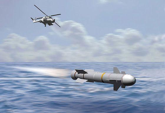 Sagem Seeker Chosen For Mbda S New Light Antiship Missile Naval Navy Ships Military Technology