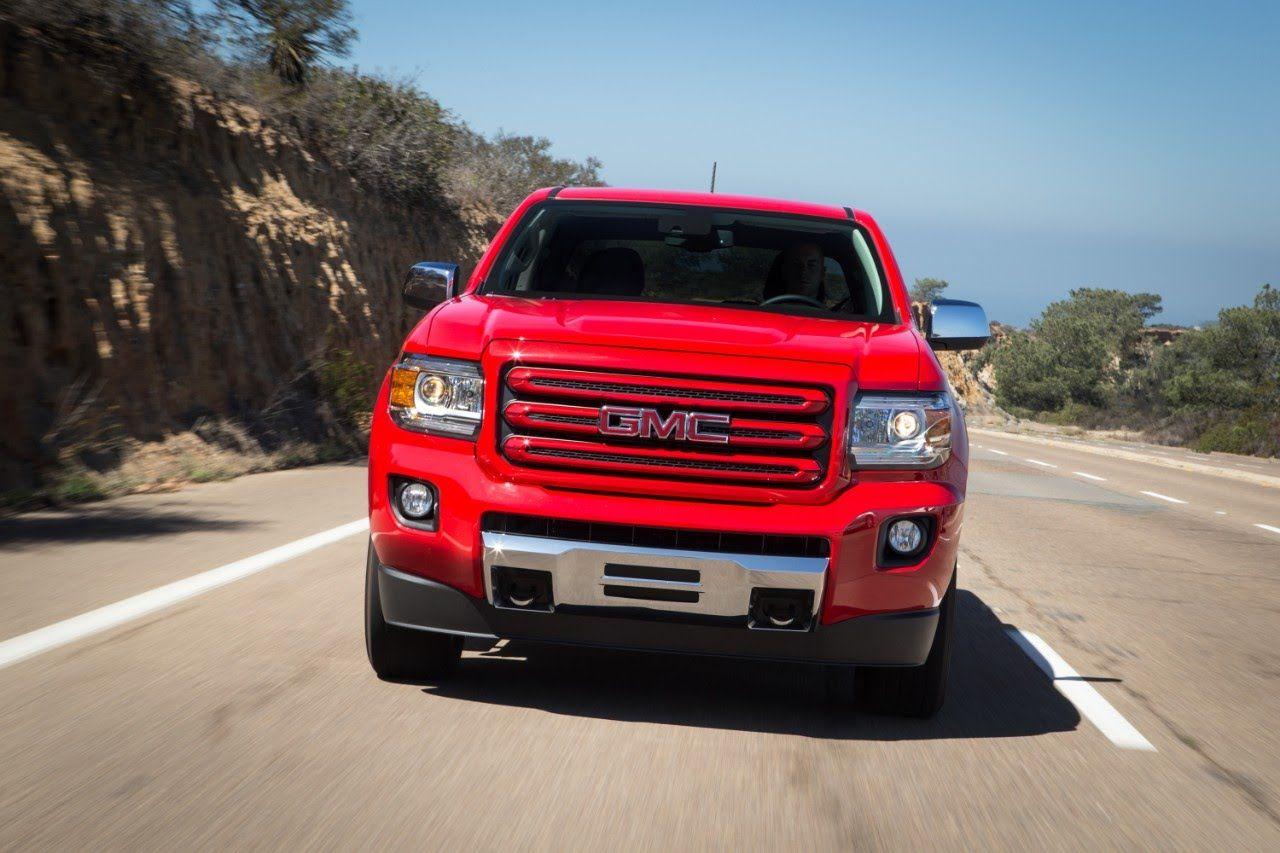 Real world test drive 2015 gmc canyon pickup