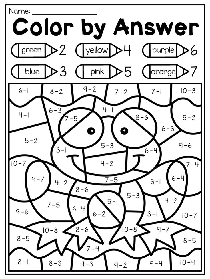 spring kindergarten math and literacy worksheet pack classroom ideas kindergarten math. Black Bedroom Furniture Sets. Home Design Ideas
