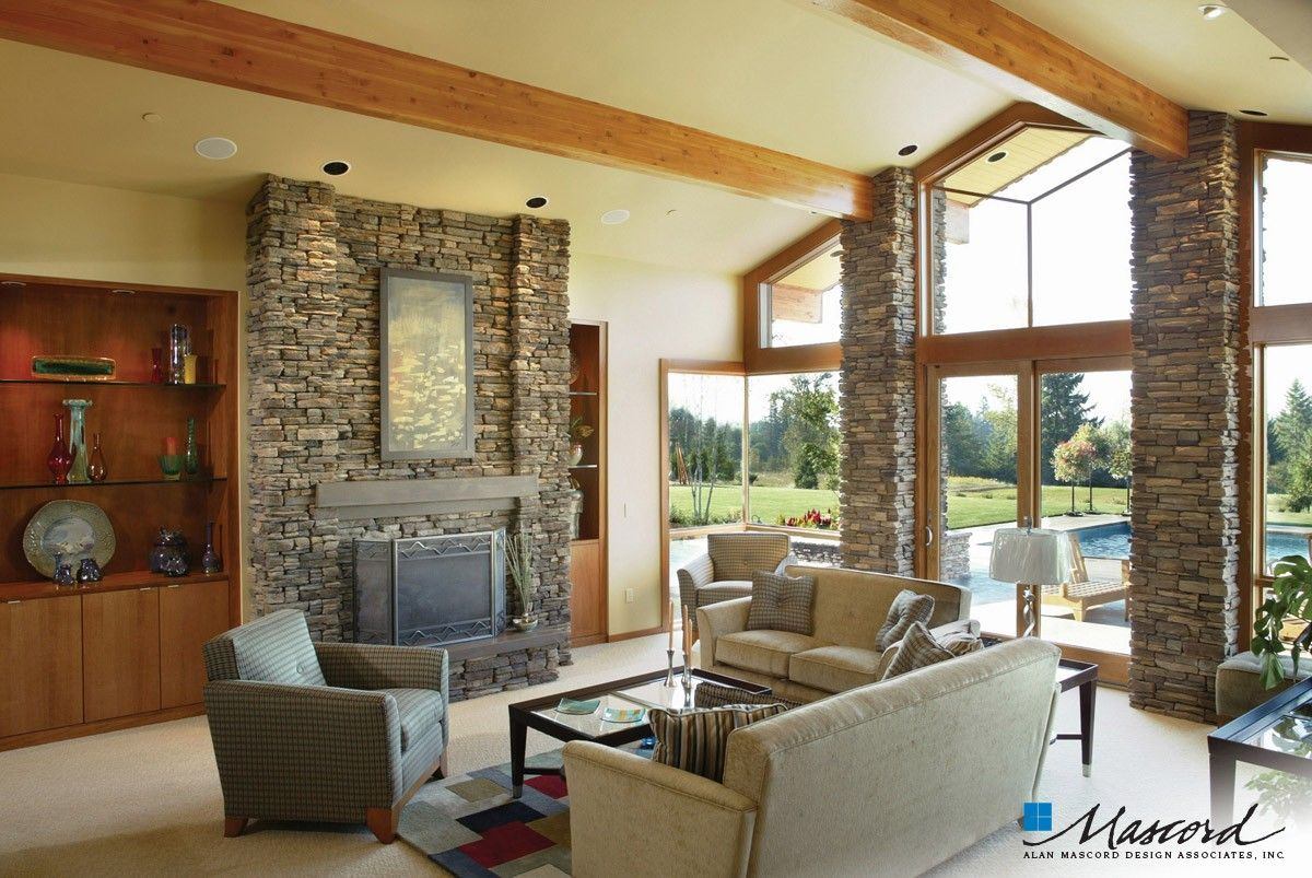 10 Ranch House Plans with a Modern Feel   Ranch house plans, Ranch ...