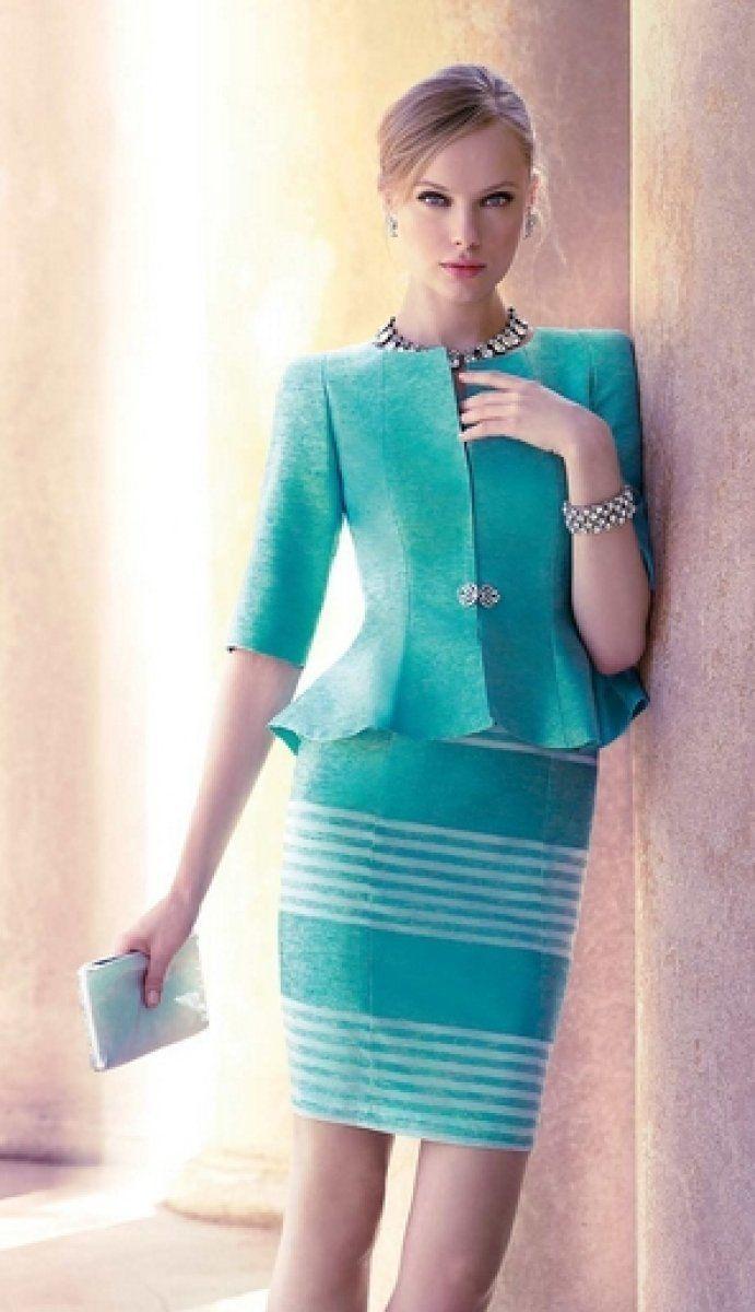 Vestidos para madrinas: colección de Carla Ruiz | Bodas | Moda ...