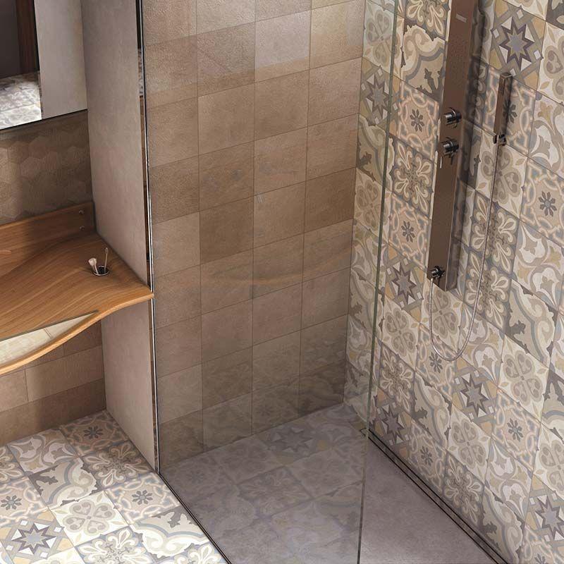 Hardys24 Bodenfliese Badezimmer Umgestalten Retro Fliesen