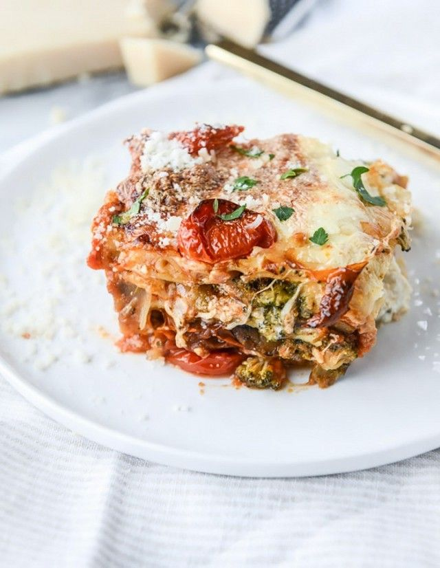 The One Cooking Hack Gordon Ramsay Swears By For Next Level Pasta Roasted Vegetable Lasagna Vegetable Lasagna Roasted Vegetables