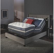 Serta Perfect Sleeper Luxury Hybrid Blakefield Plush Mattress And