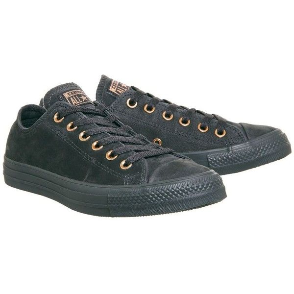 Converse Supplied By Office All Star Low Trainers 725 Sek Liked On