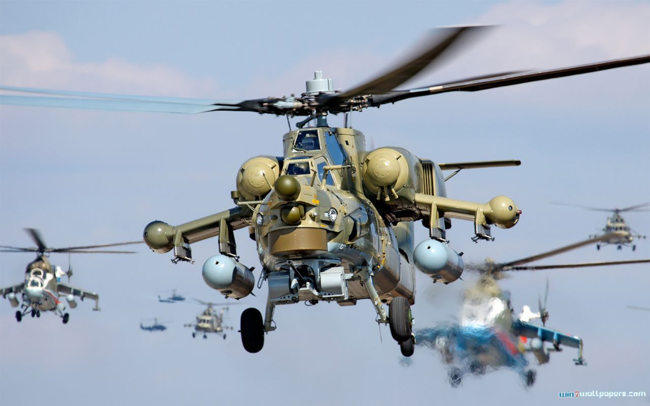 Us Military Helicopters