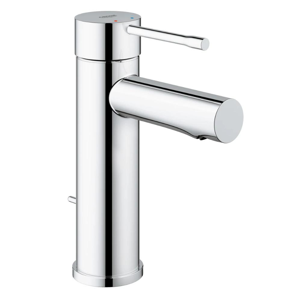 Grohe 32216gna Essence 1 2 Gpm Single Hole Build Com Bathroom Faucets Single Hole Bathroom Faucet Grohe [ 1000 x 1000 Pixel ]