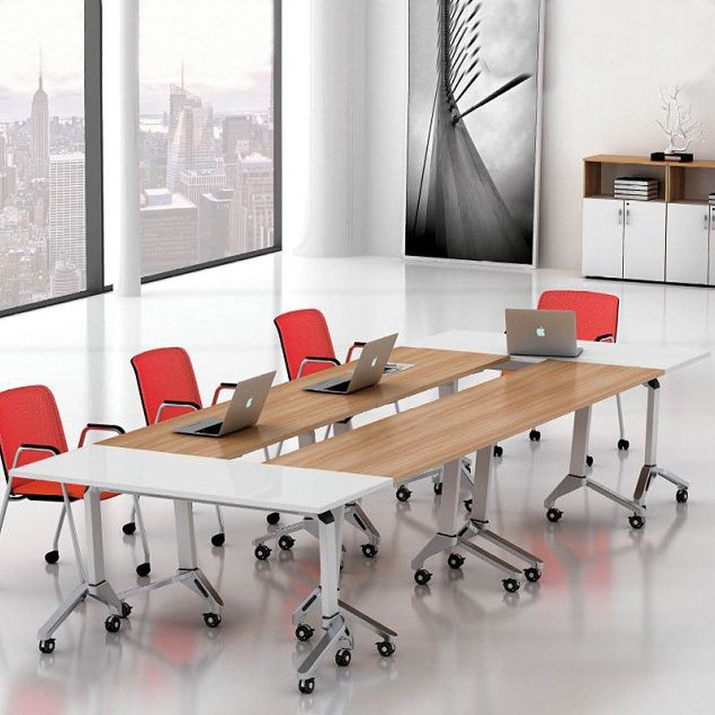 Design Office Furniture Wood Moveable