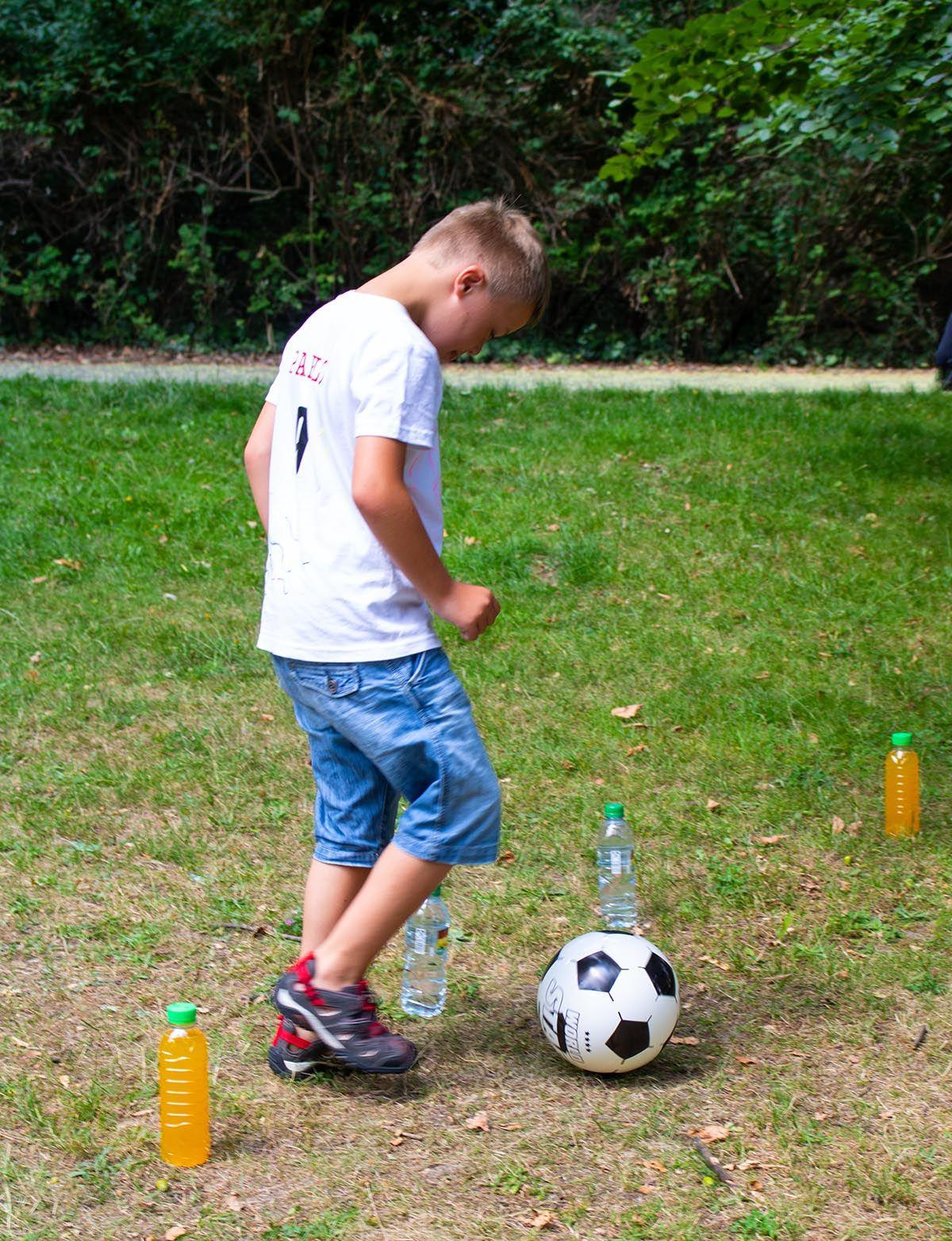 Spiele Fur Den Fussball Geburtstag Ideen Fur Tolle