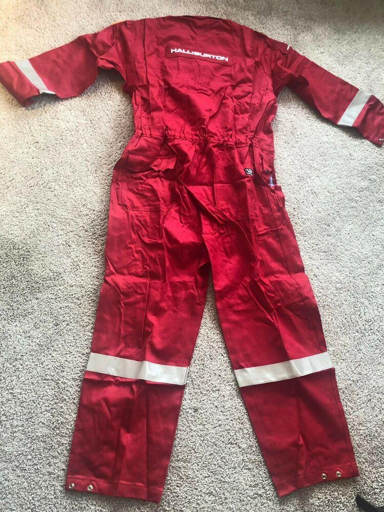 eBay #Sponsored Mens HalliBurton coverall FR Flame Resistant