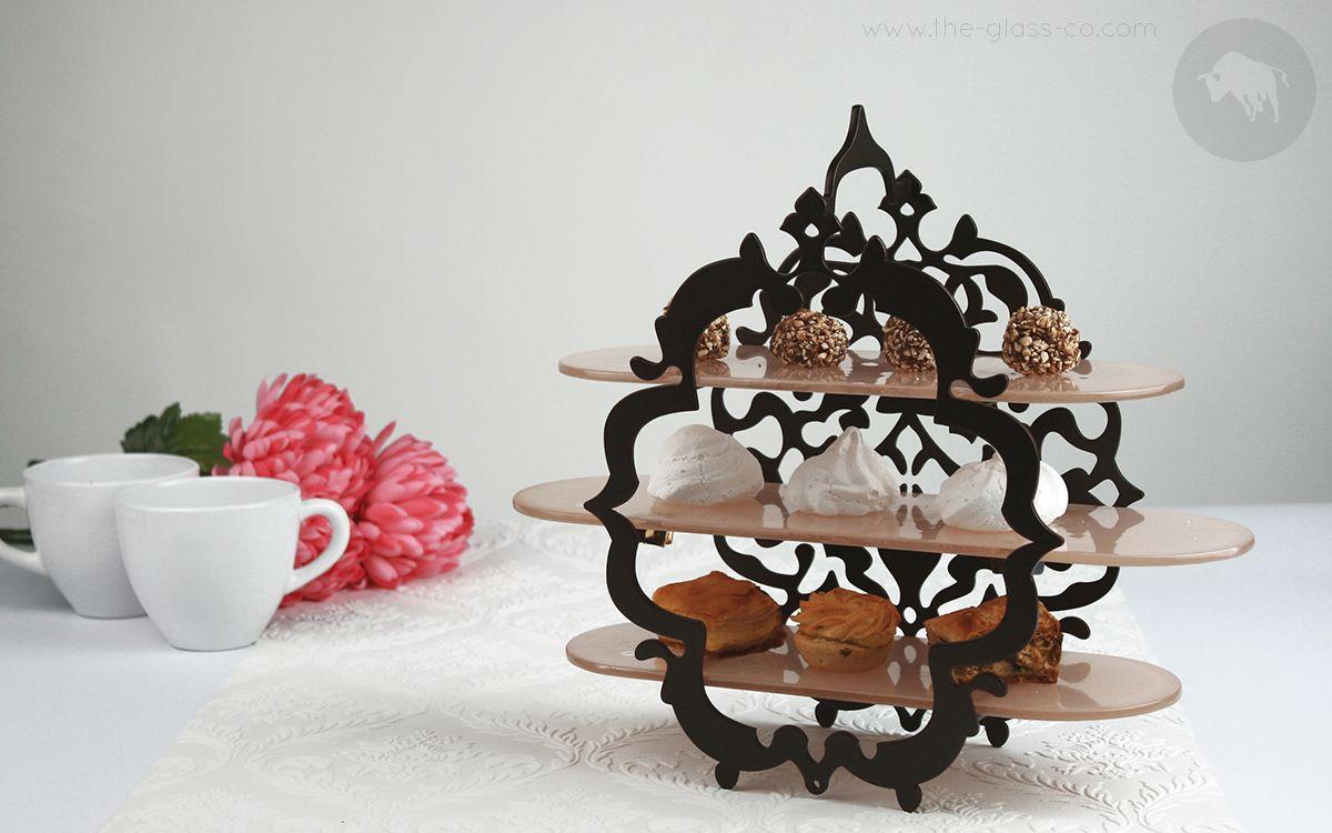high tea stand   食 - Amenities   Pinterest   High tea, Teas and ...